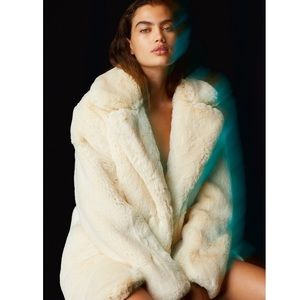 Artizia/Wilfred Faux Fur Coat